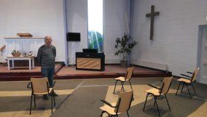 Bert Folkers gereformeerde kerk Mussel
