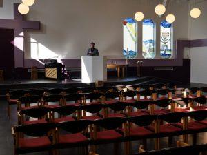 Aad van Zuijlekom predikant gereformeerde kerk