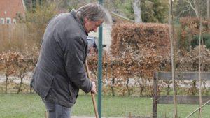Harbert Schutte schoffelen tuin