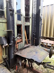 STAR vandalisme wagon