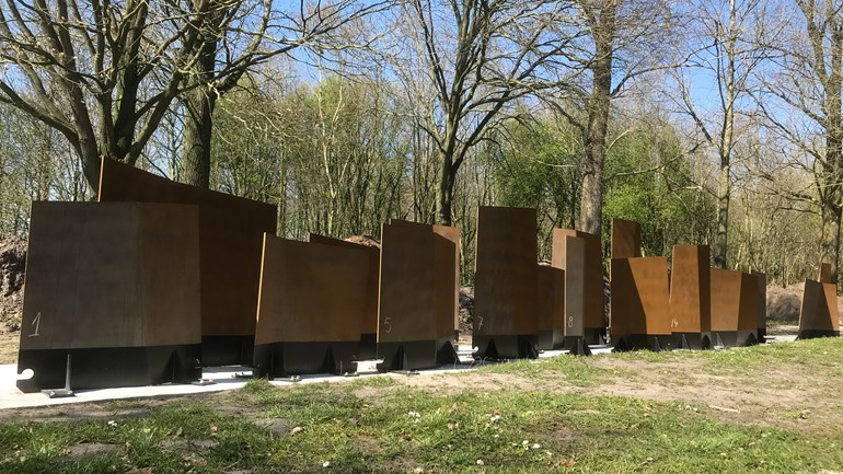 Monument 21 (foto: Stichting Drenth Monument)