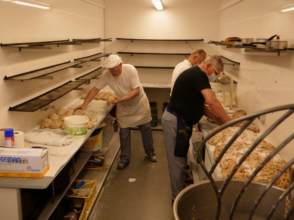 onstwedder gaarvn brood