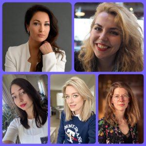De vijf dames van OGV