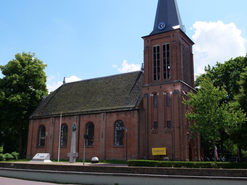 De Grote Kerk in Veendam